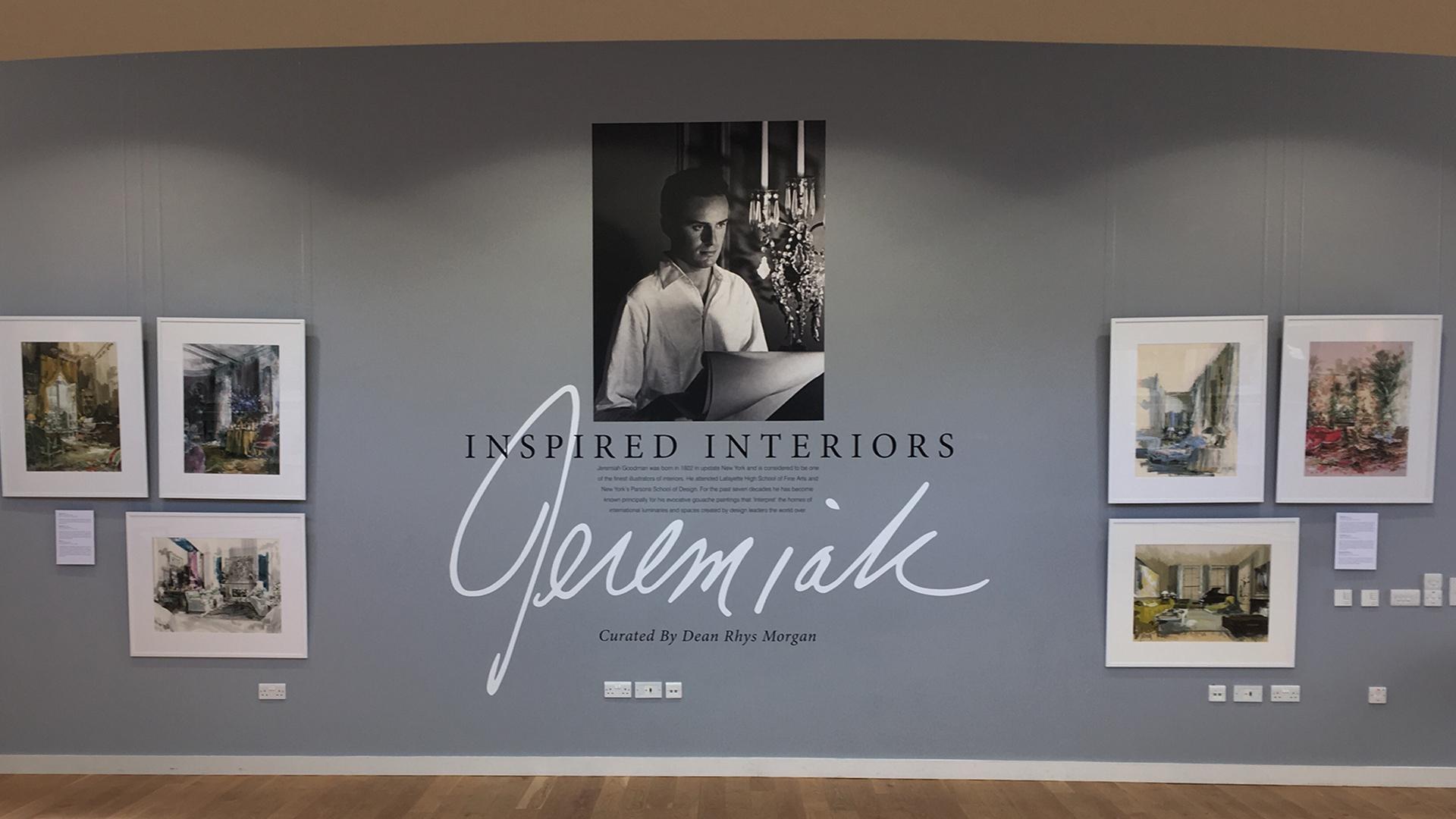 Inspired Interiors Jeremiah Velvet Design Associates Ltd