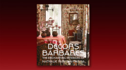 Décors Barbares, Dustjacket Cover