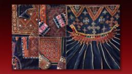 Décors Barbares, Georgian Costume details