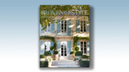 Provence Style - Dustjacket cover
