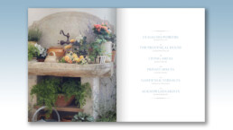 Provence Style - Contents