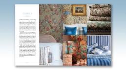 Provence Style - Living Areas, Fabrics Focus