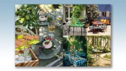 Provence Style - Grdens & Terraces, Al Fresco Dining