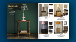 Julian Chichester 2021 Catalogue - Bedside Section Opener