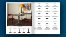 Julian Chichester 2021 Catalogue - Dining Tables DPS