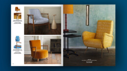 Julian Chichester 2021 Catalogue - Lounge Chairs DPS