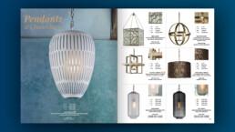 Julian Chichester 2021 Catalogue - Pendant Lighting Section Opener