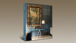Modern English: Todhunter Earle Interiors, Dustjacket cover